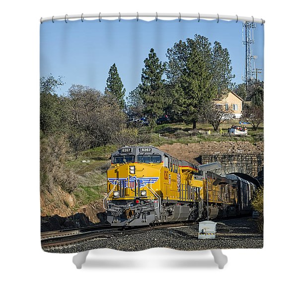 Up 8267 Shower Curtain
