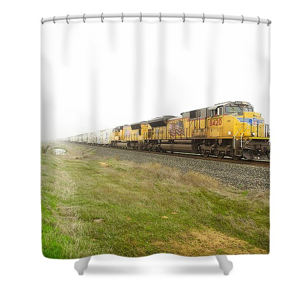 Up8420 Shower Curtain