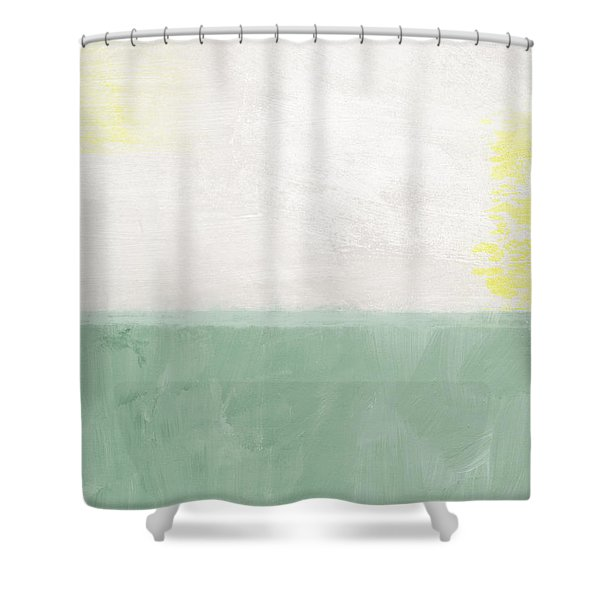Upon Our Sighs Shower Curtain