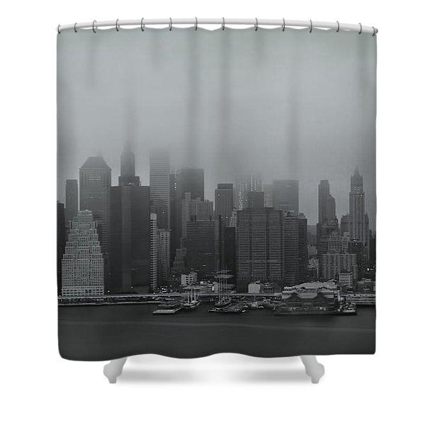 Urbanoia Shower Curtain
