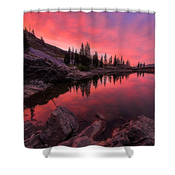 Utah's Cecret Shower Curtain