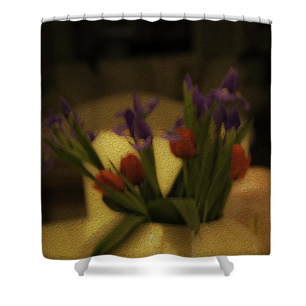 Valentine's - The Day After Shower Curtain