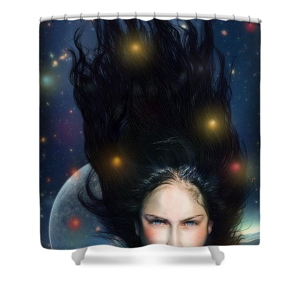 Venus Shower Curtain