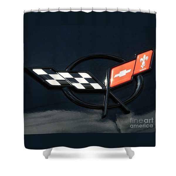 Vette Shower Curtain
