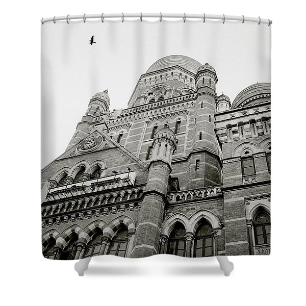 Victorian India Shower Curtain