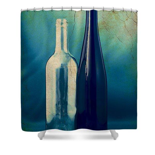 Vino Shower Curtain