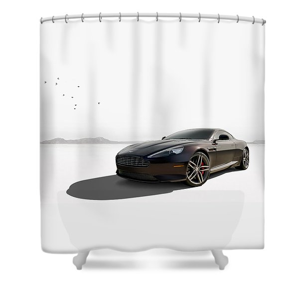 Virage Shower Curtain
