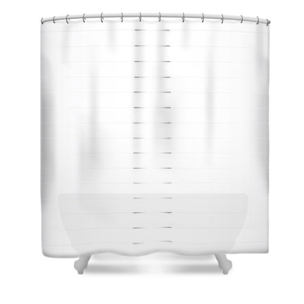 Vision Chamber 2 Shower Curtain