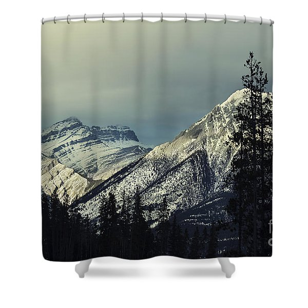 Visions Prelude Shower Curtain