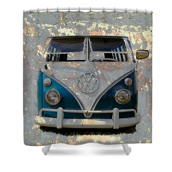 Farfegnugen Shower Curtains Fine Art America Fahrvergnugen.the ad campaign that made america not want to buy a volkswagen. fine art america