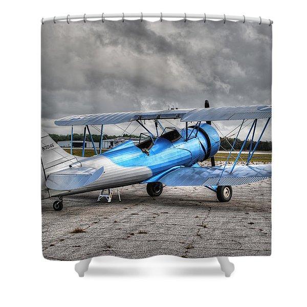 Waco 2 Shower Curtain