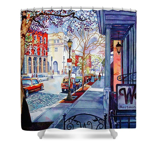 Wags Shower Curtain