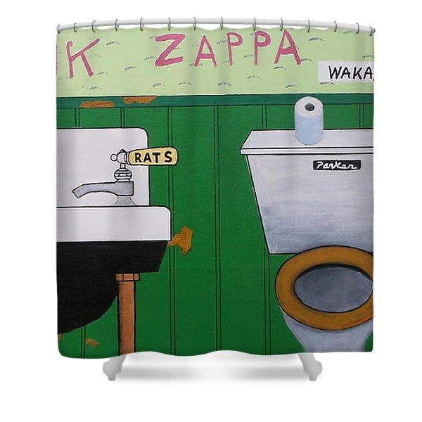 Waka/jawaka Shower Curtain