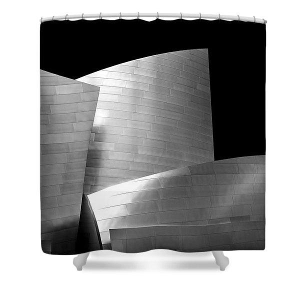 Walt Disney Concert Hall 1 Shower Curtain