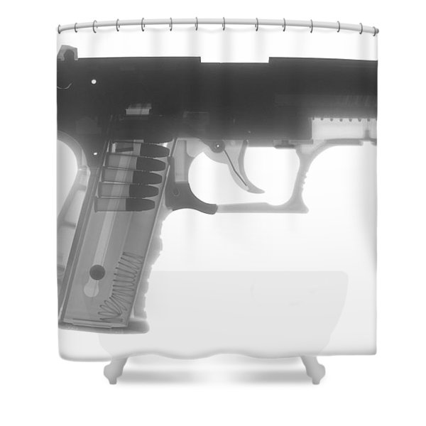 Walther P22 Shower Curtain
