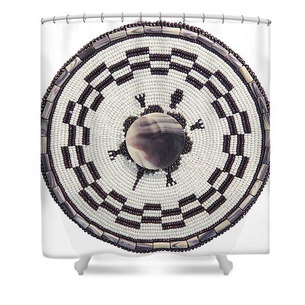 Wampum I Shower Curtain