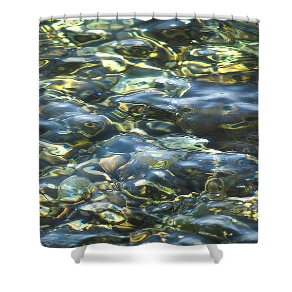 Water World Shower Curtain