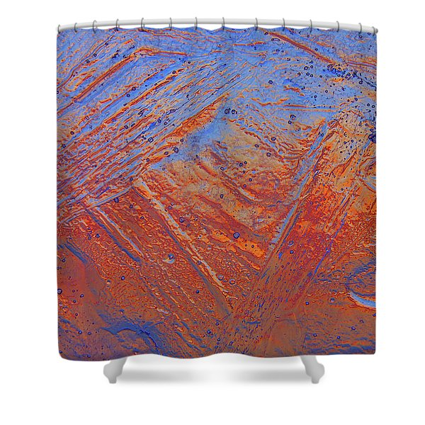Watering Shower Curtain