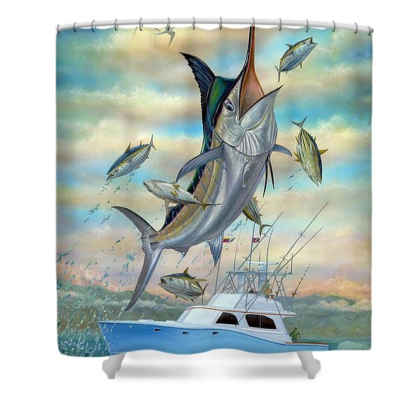 Waterman Shower Curtain