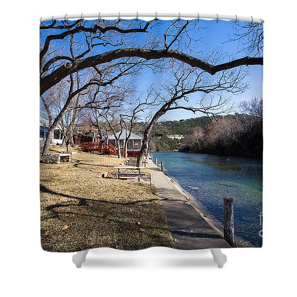 Shower Curtain featuring the photograph We Are Trees And We Are Life by John Wadleigh