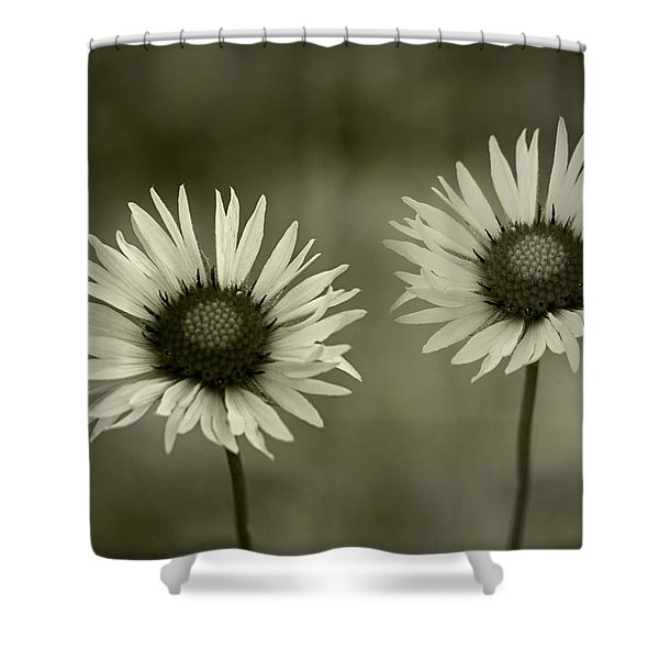 We Are Two Of A Kind Shower Curtain
