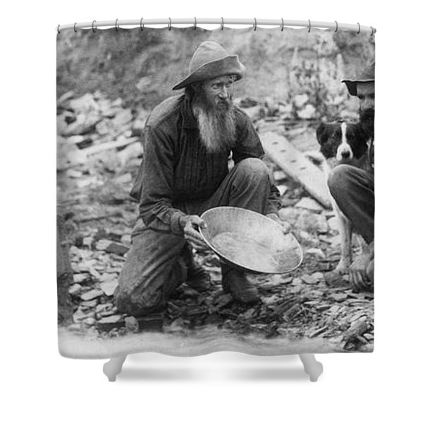 We Have Nothing Circa 1889 Shower Curtain