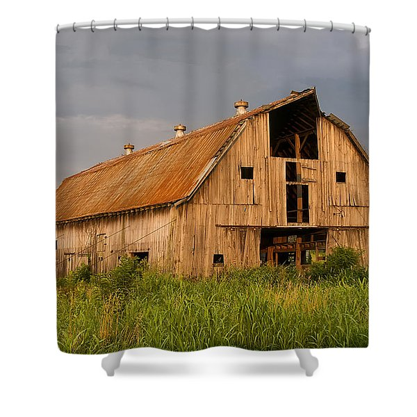 What Happened To The American Dream Shower Curtain