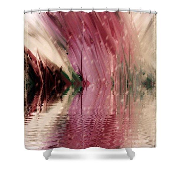 Whisper Wind Shower Curtain