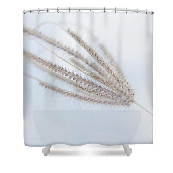 Whispering Weed Shower Curtain