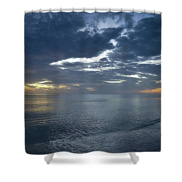 Whispers At Sunset Shower Curtain