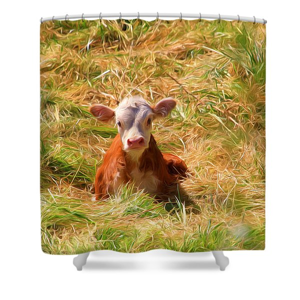 Who Dat ? Shower Curtain