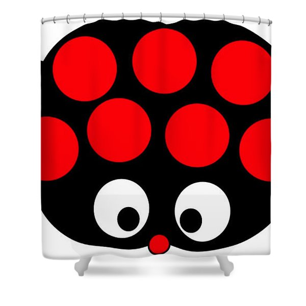 Whoops - Its A Bugs Life Shower Curtain