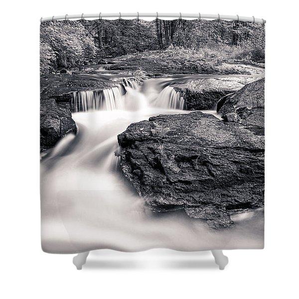 Wilderness River Shower Curtain