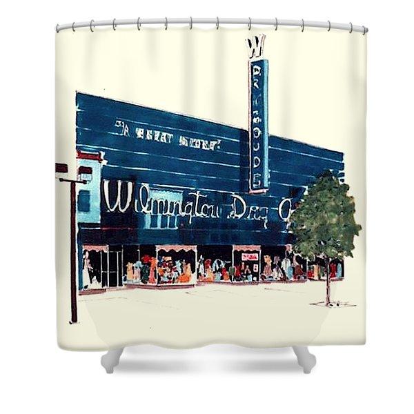 Wilmington Dry Goods Shower Curtain