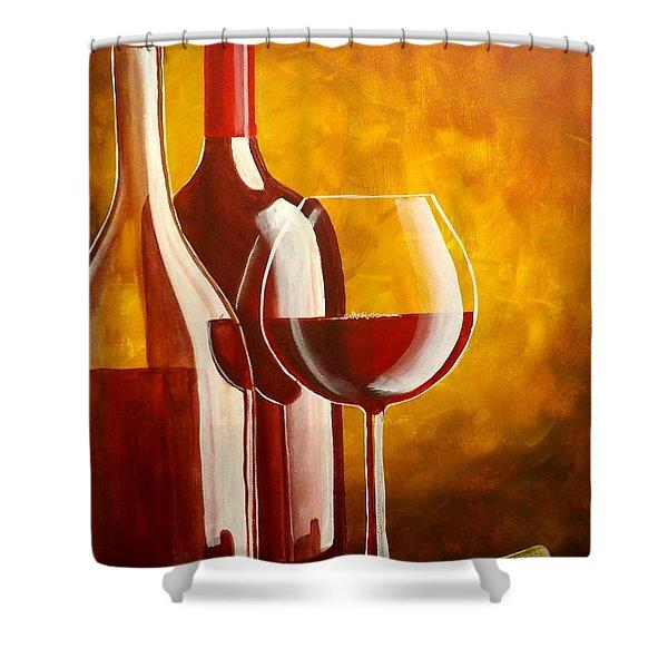 Wine Not Shower Curtain