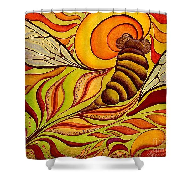 Wings Of Change Shower Curtain
