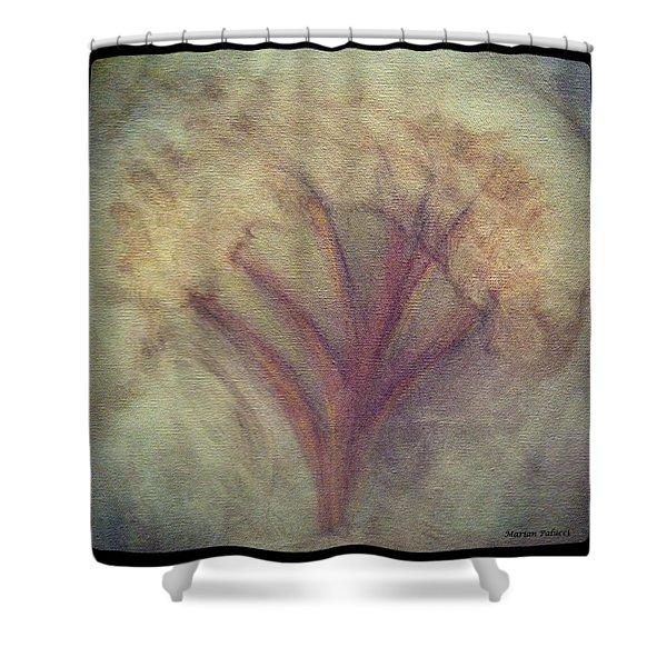 Winter Passage Shower Curtain
