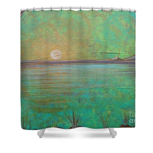 Winter Solitude 7 Shower Curtain
