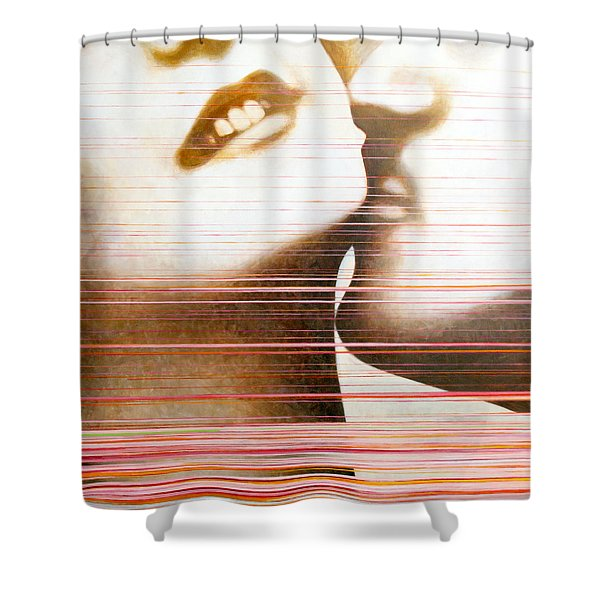 Wipe Shower Curtain