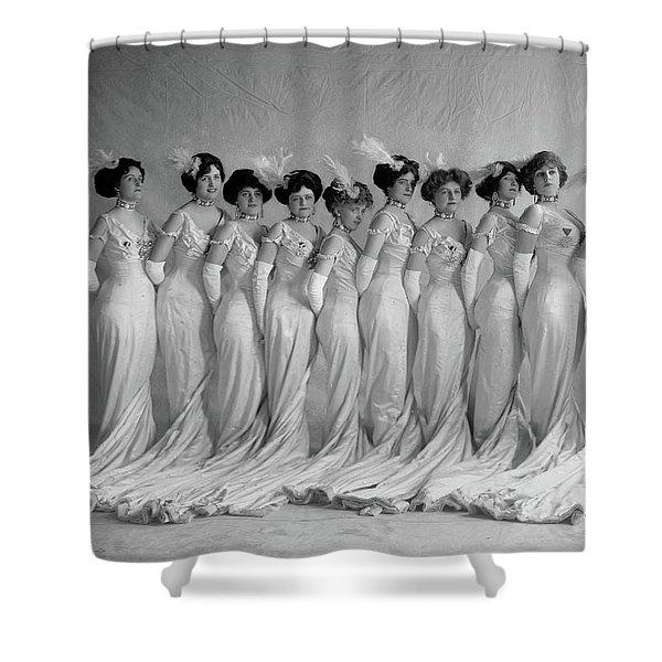 Women, C1910 Shower Curtain