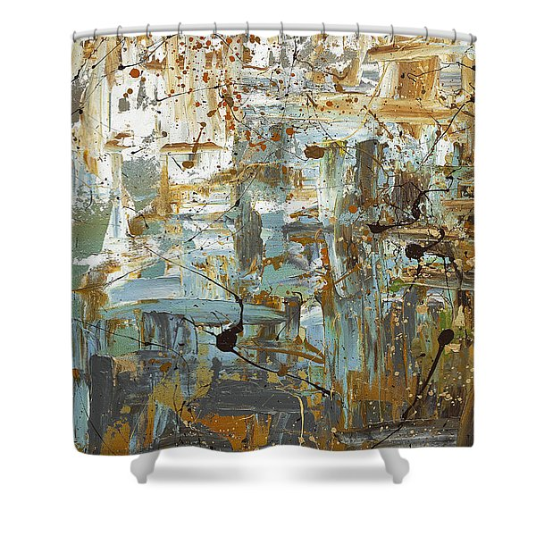 Wonders Of The World 1 Shower Curtain