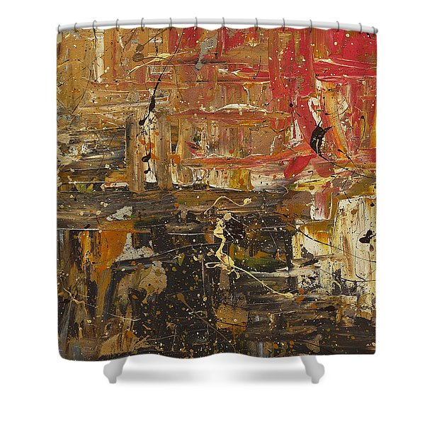 Wonders Of The World 2 Shower Curtain