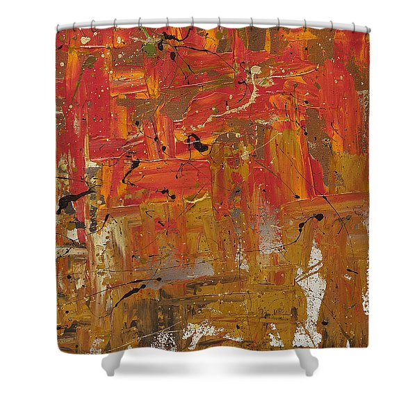 Wonders Of The World 3 Shower Curtain