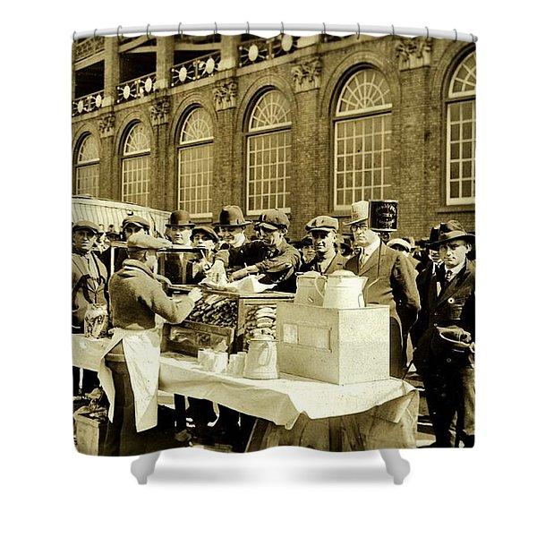 World Series 1920 Shower Curtain