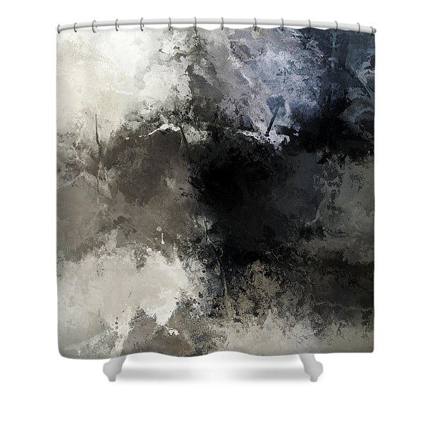 X - Hill Of Sorcery Shower Curtain