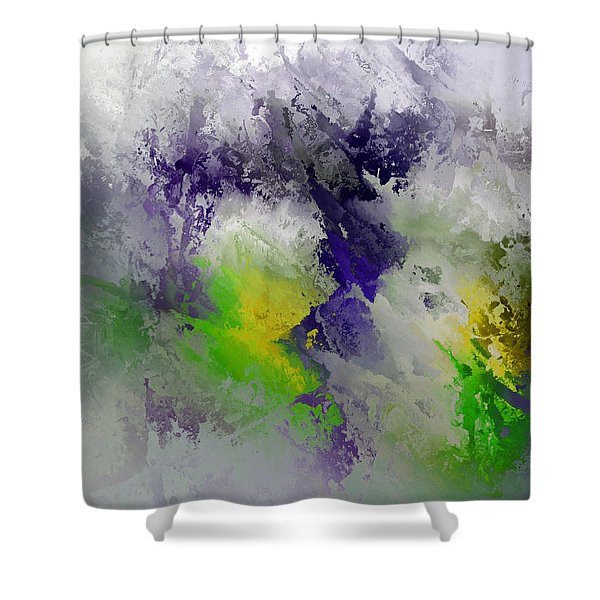 X - Medieval Shower Curtain