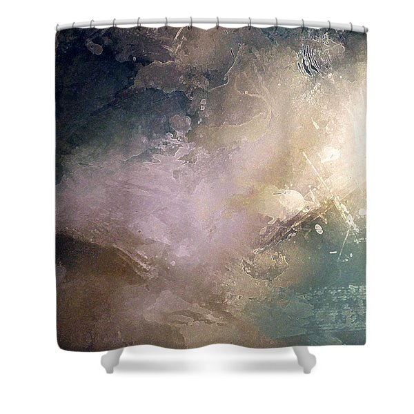 Xvi - Refuge Of The Elves Shower Curtain