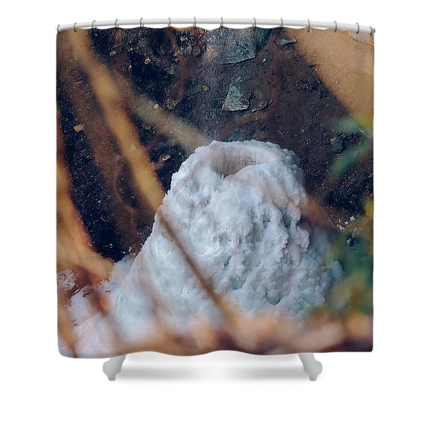 Yahoo Falls Frozen 2 Shower Curtain