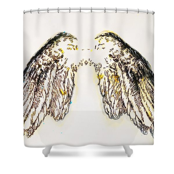 You Are Ready Shower Curtain