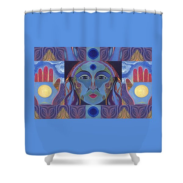 You Have The Power Shower Curtain
